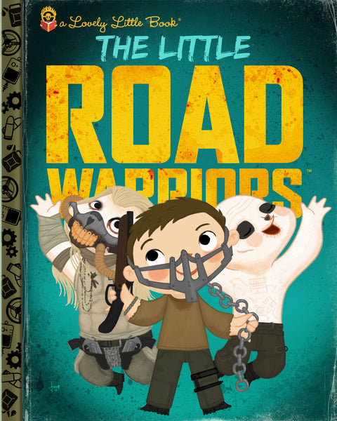 "Joey Spiotto ""The Little Road Warriors"" Print"