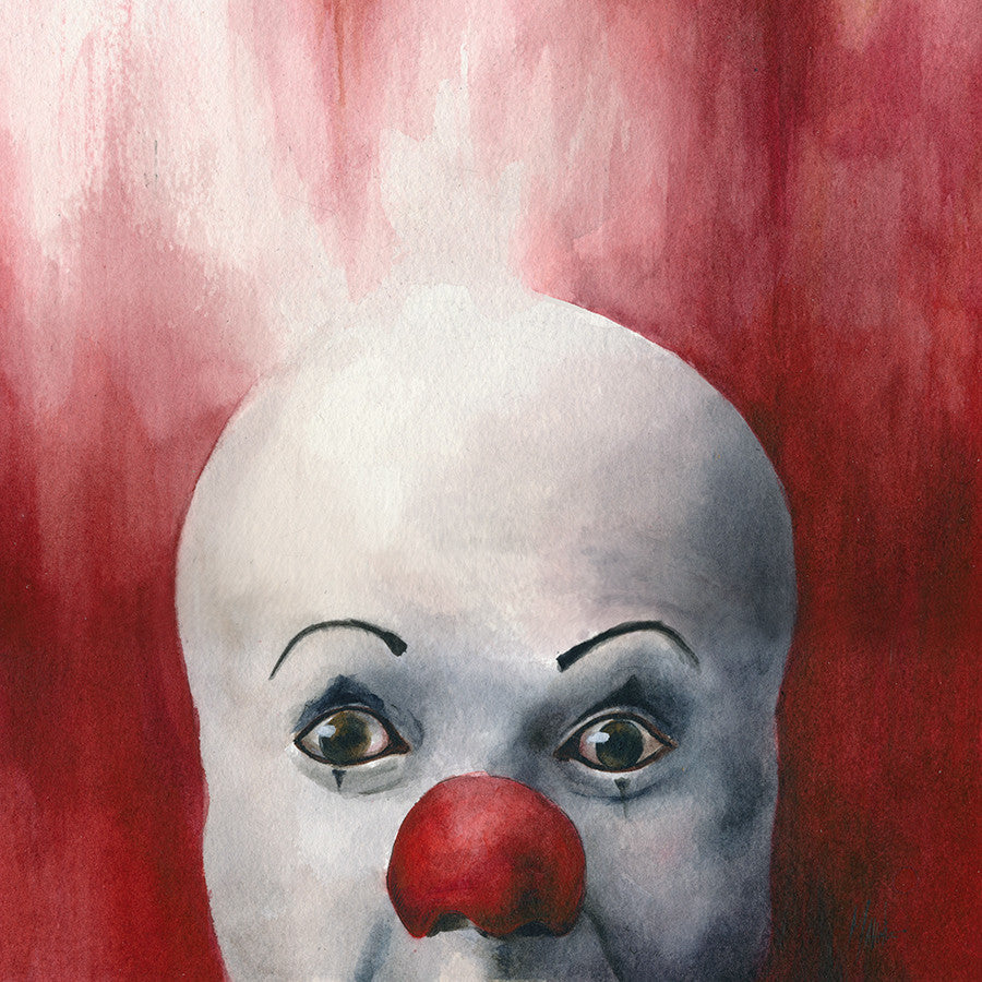 "Mallory Hart ""We All Float Down Here"""