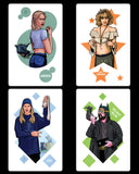 "Michael Stiles ""Mallrats: 25th Anniversary Stinkpalm Edition"" Card Deck"