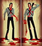 "Mark Borgions ""Good Ash / Bad Ash"" Print Set"