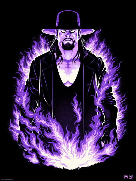 "Matthew Skiff ""The Deadman"" Print"