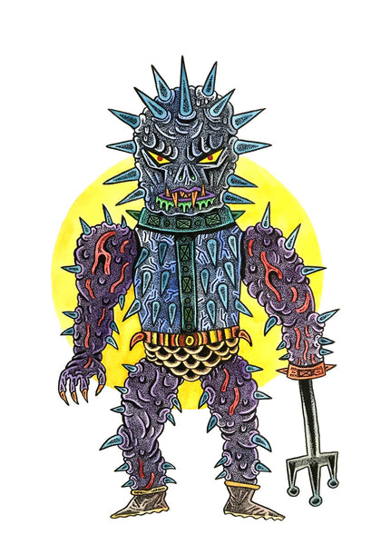 "Michael Skattum ""SPIKOR"""