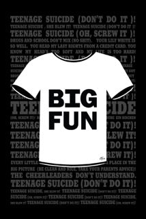 "Michael Stiles ""Big Fun"" Print"
