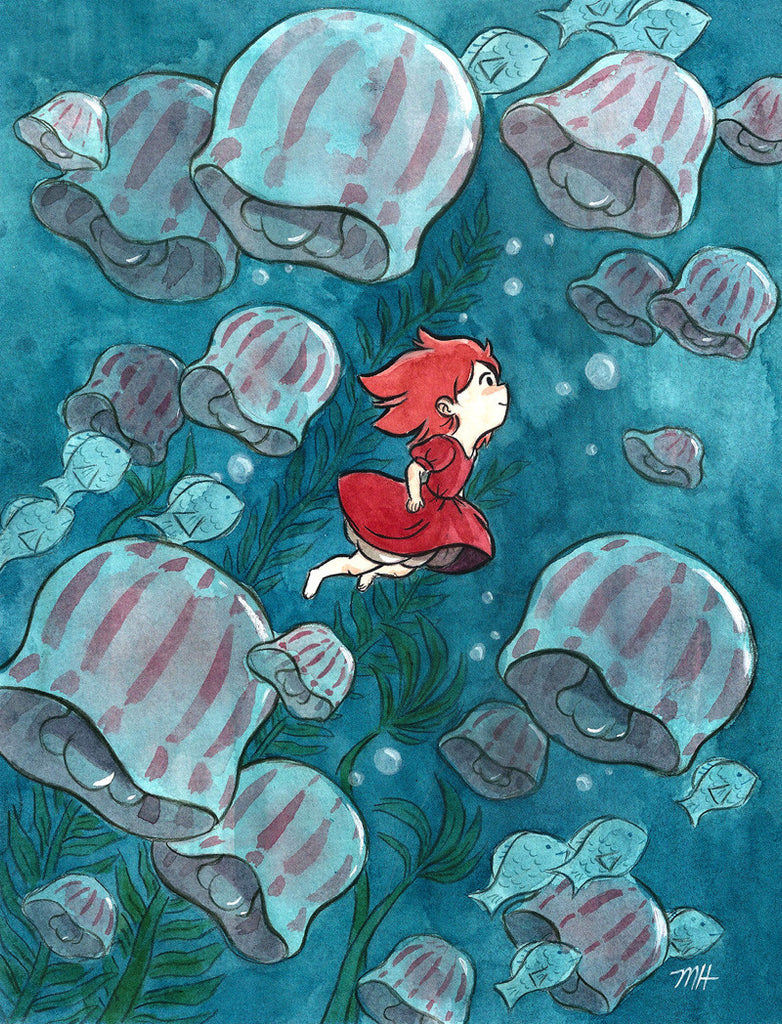 "Michelle Hiraishi ""Child of the Sea"""