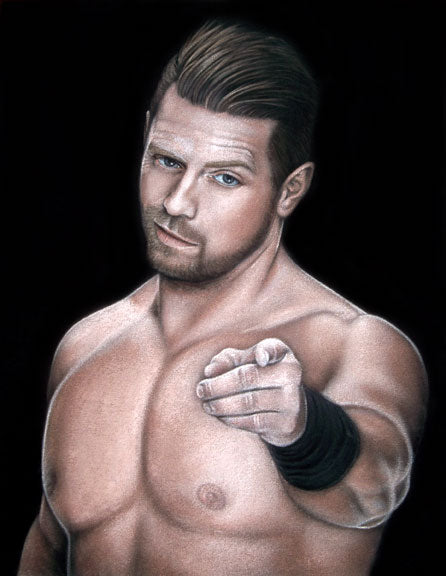 "Bruce White ""The Miz"""