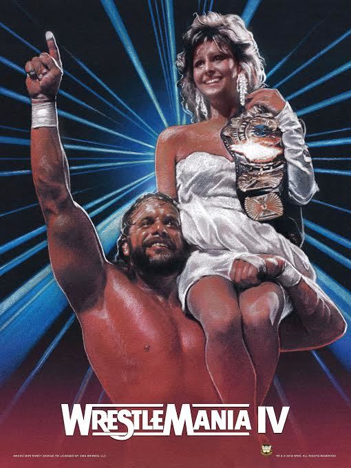 "Nathan Anderson ""Macho Man and Miss Elizabeth"""