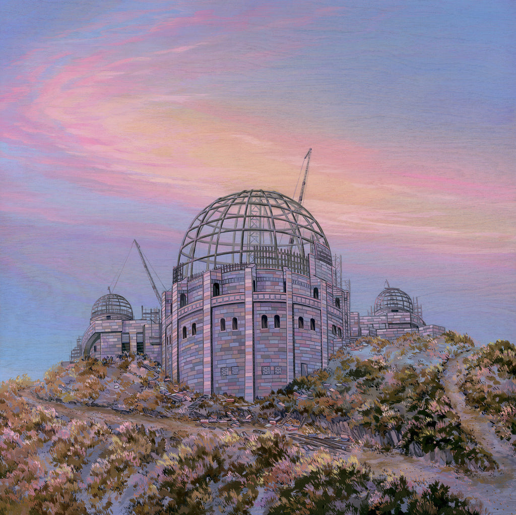 "Nicole Gustafsson ""Observatory"" Print"