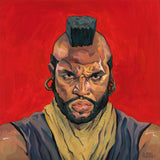 "Rich Pellegrino ""Mr. T"" Print"