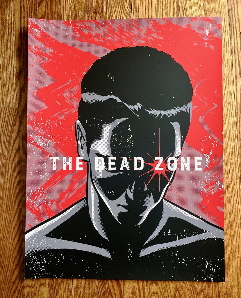 "Remie ""The Dead Zone"" Print"