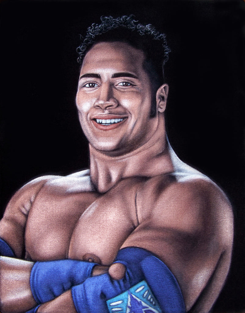 "Bruce White ""Rocky Maivia"""