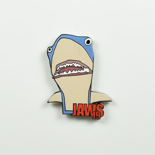 "SUPER SECRET FUN CLUB ""JAWS19"" Pin"