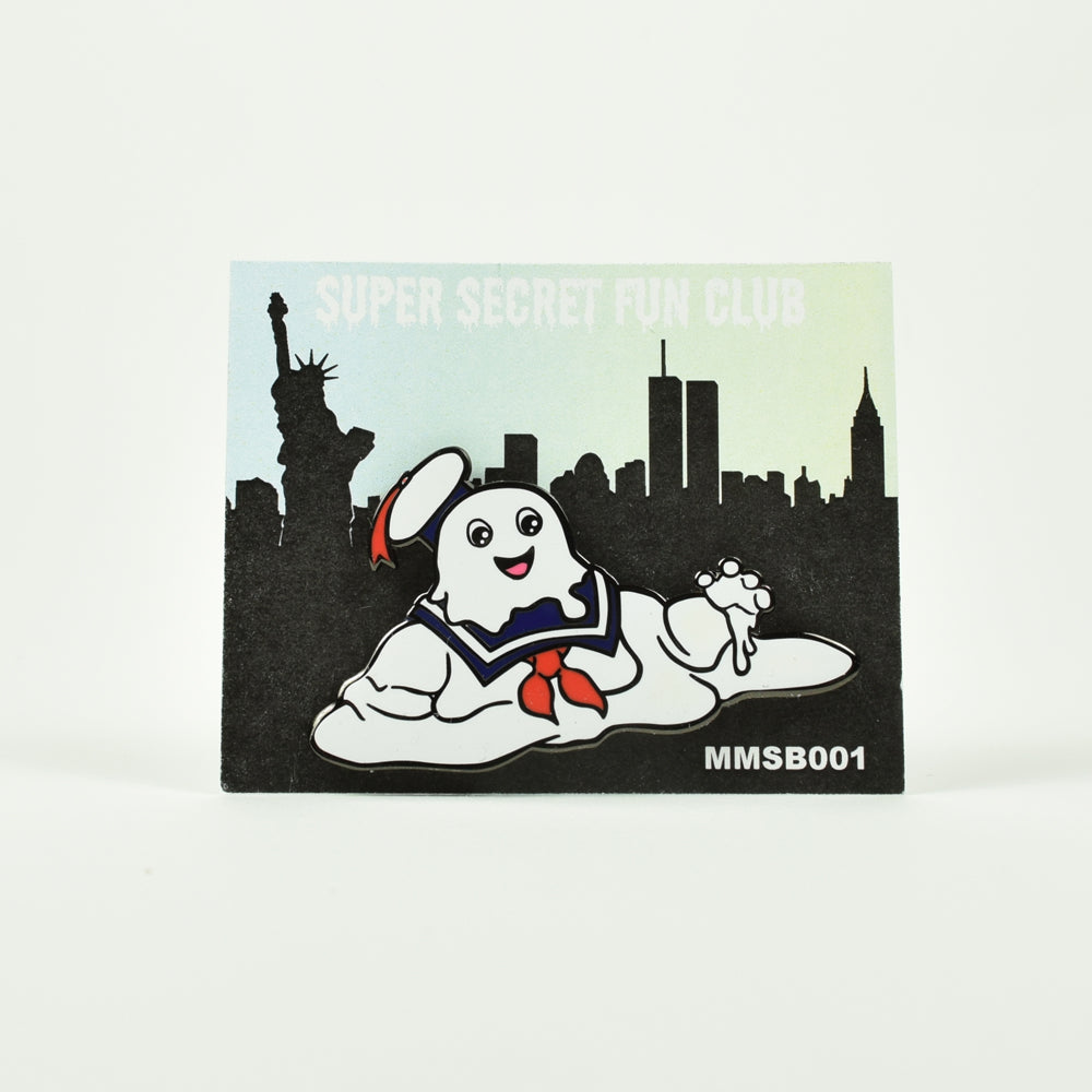 "SUPER SECRET FUN CLUB ""Not So Stay Puft"" Pin"