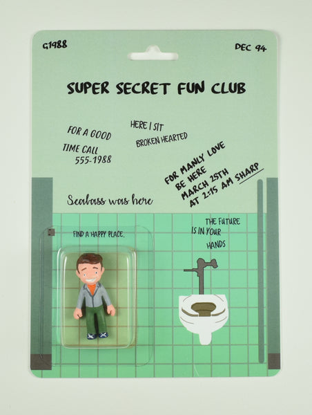 "SUPER SECRET FUN CLUB ""2:15 AM SHARP"""
