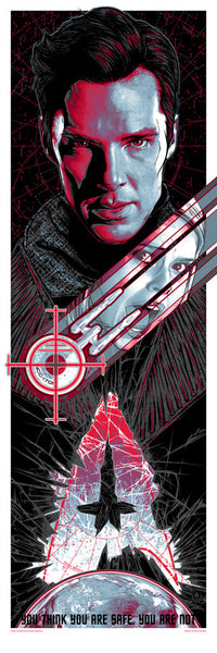 "Rhys Cooper ""Into Darkness Variant"" Print"