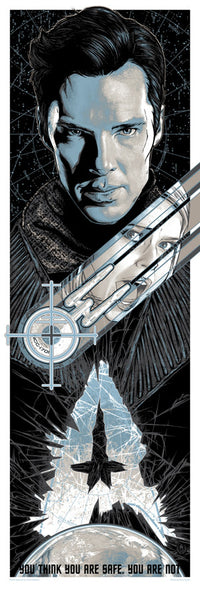 "Rhys Cooper ""Into Darkness"" Print"