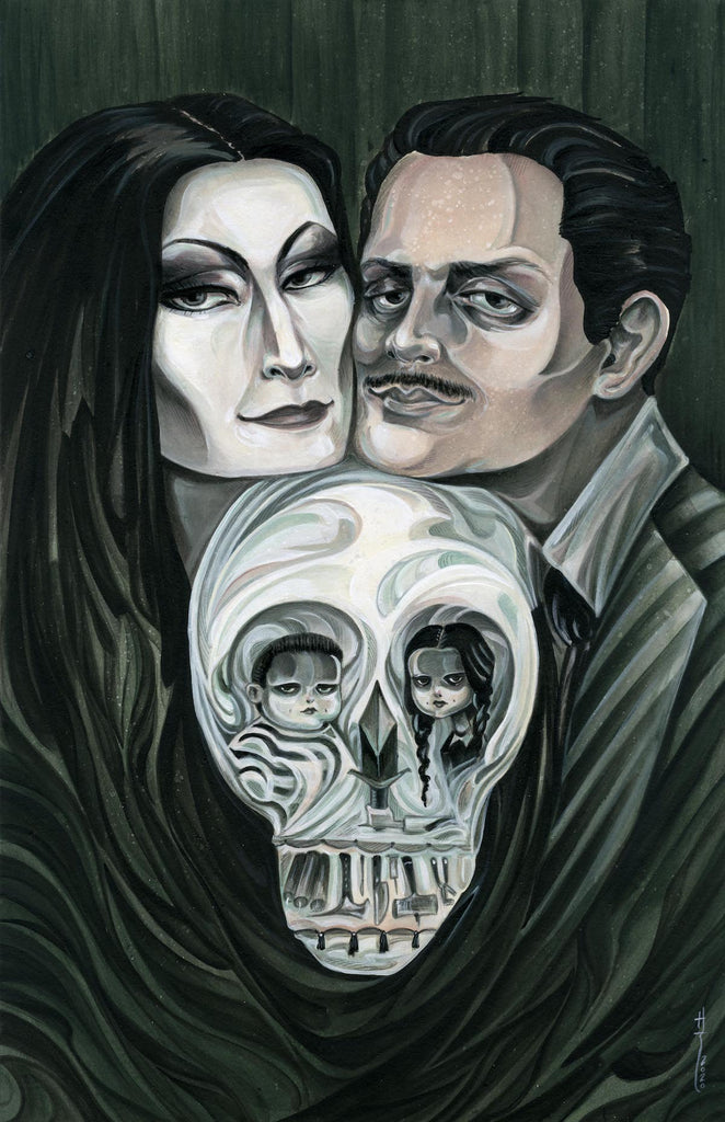 "Sara Richard ""Family Portrait"""