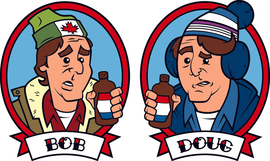 "Scott Derby ""Double Trouble: North of the Border"" Pin Set"