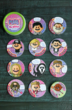 "Austin Gilmore ""90's Movie Collection Pogs"""