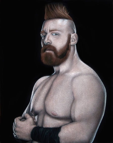 "Bruce White ""Sheamus"""