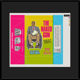 "Steve Dressler ""Wax Pack Wrappers"" Framed Print Set"