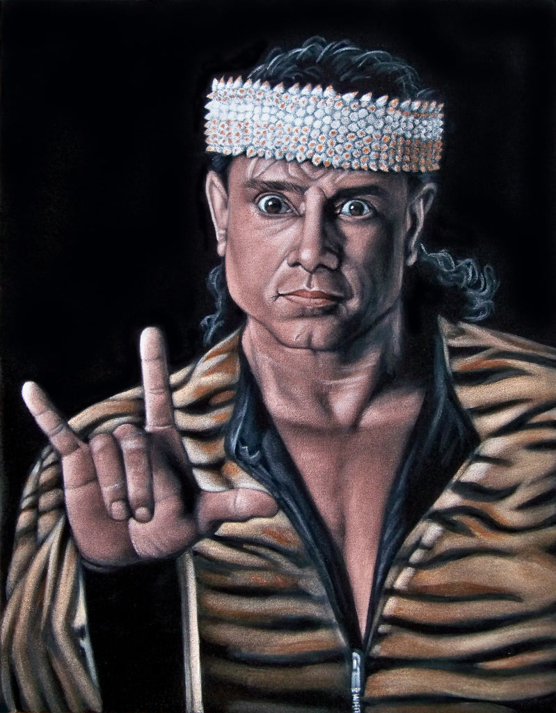 "Bruce White ""Jimmy Superfly Snuka"""