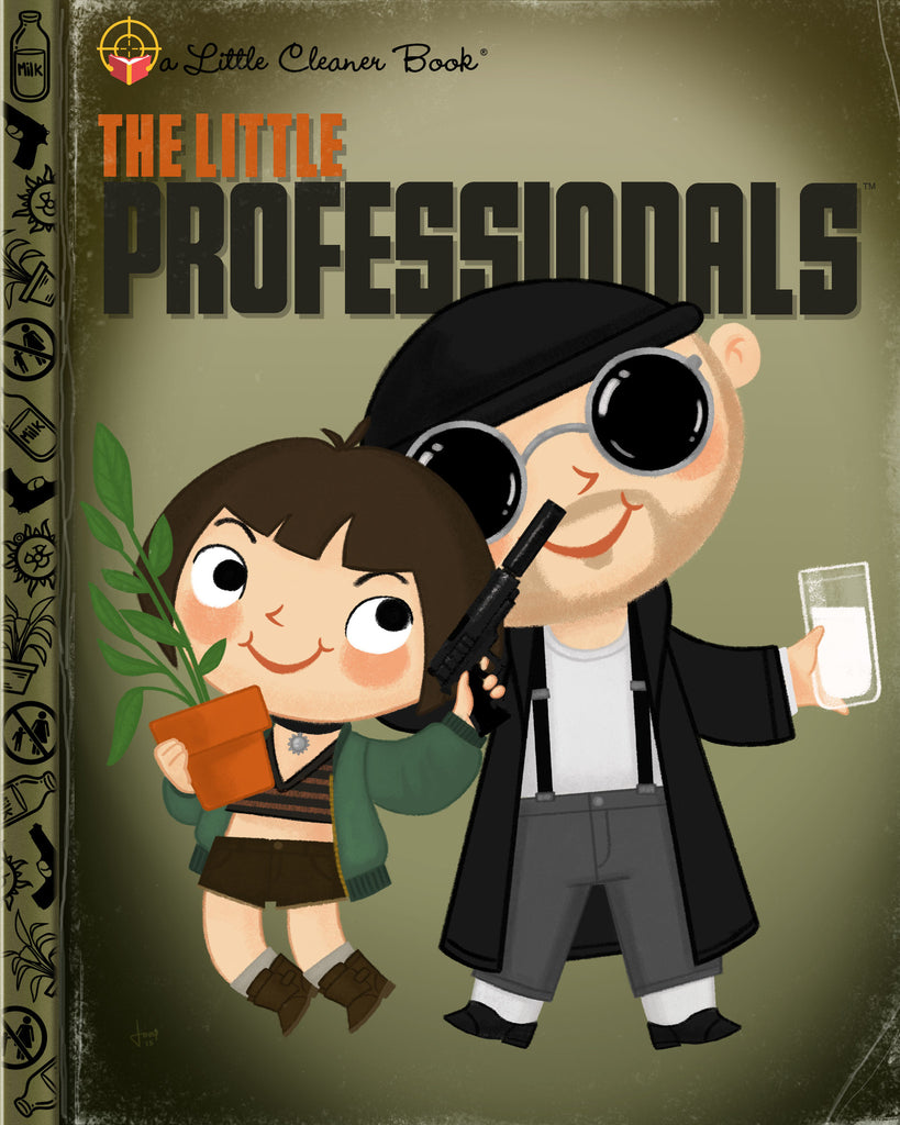 "Joey Spiotto ""The Little Professionals"" Print"
