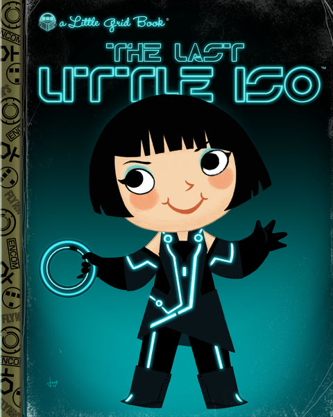 "Joey Spiotto ""The Last Little ISO"" Print"
