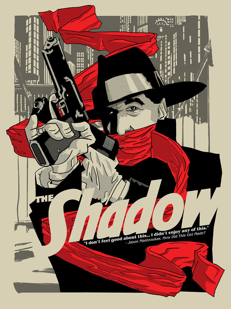 "Zach Henson ""Cast A Lousy Shadow"" Print"