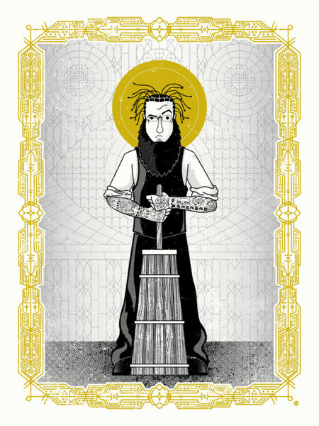 "Adam Hanson ""Than Thou Art"" Print"