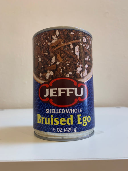 "Jeffu Warmouth ""Bruised Ego"" Can"
