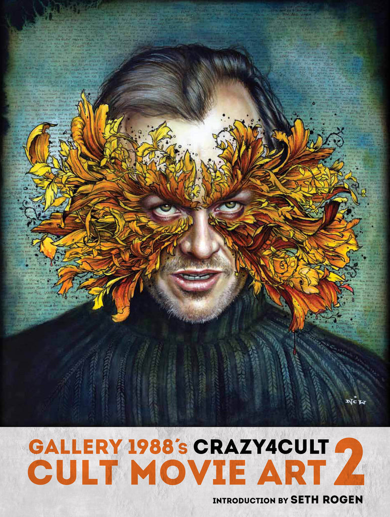 "Gallery 1988 ""Crazy 4 Cult: Cult Movie Art 2"" Book"