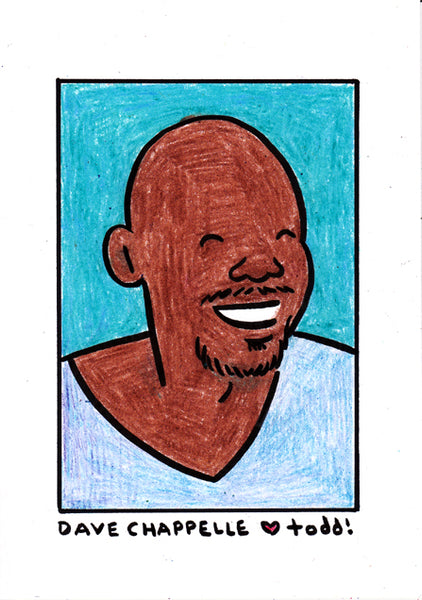 "Toddbot - Todd Webb ""Dave Chappelle"""