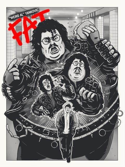 "Derek Deal ""Fat"" Print"