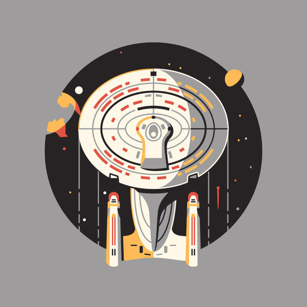 "DKNG ""Space, the Final Frontier"" Print"