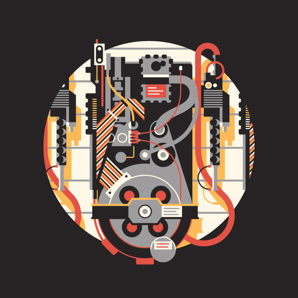 "DKNG ""Don't Cross The Streams"" Print"