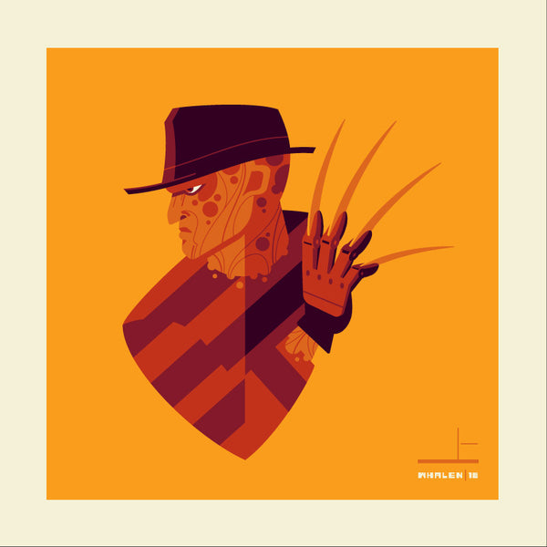 "Tom Whalen ""dream'd"" Print"