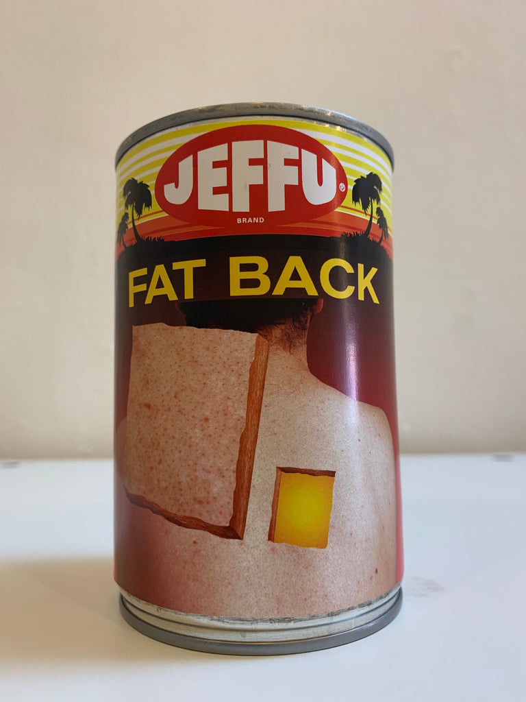 "Jeffu Warmouth ""Fat Back"" Can"