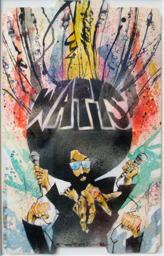 "Jim Mahfood ""Watts"""