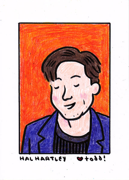 "Toddbot - Todd Webb ""Hal Hartley"""