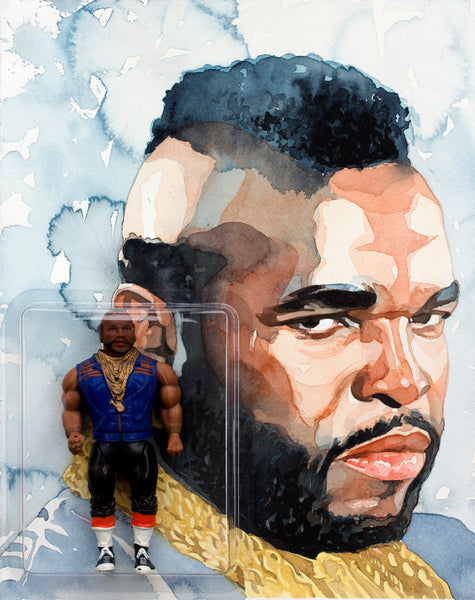 "Lou Pimentel ""Mr. T"""