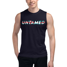 Load image into Gallery viewer, UNTAMED MUSCLE TEE