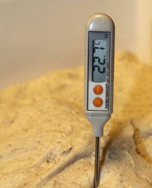 BAKERS DOUGH/WATER PROBE THERMOMETER