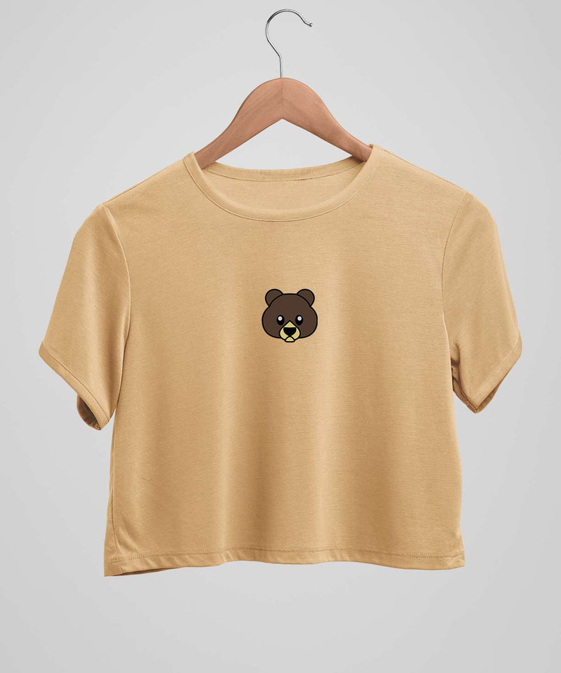 Little Bear - Crop top - TheBTclub