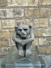 Load image into Gallery viewer, Brutus the Gargoyle Concrete Statue