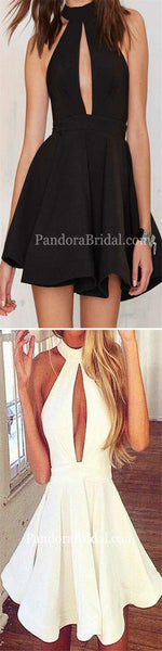New Arrival halter simple sexy casual tight cocktail unique style homecoming prom dress, Homecoming Dresses, PD0030