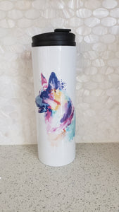 German Shepard Profile Tumbler