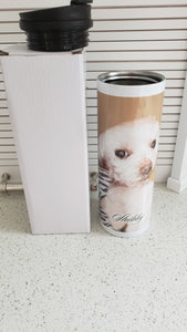 Custom Photo or Logo Tumbler