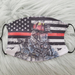 Firefighter Mask