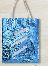 Custom Sequin Tote Bag