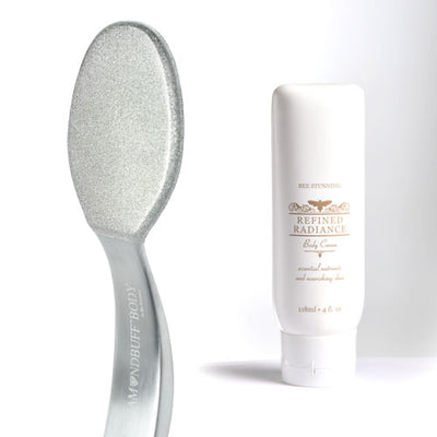 DIAMONDBUFF™ BODY KIT By Bee Stunning With Refined Radiance Body Cream